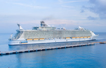 L'Oasis of the Seas - DR : Royal Caribbean