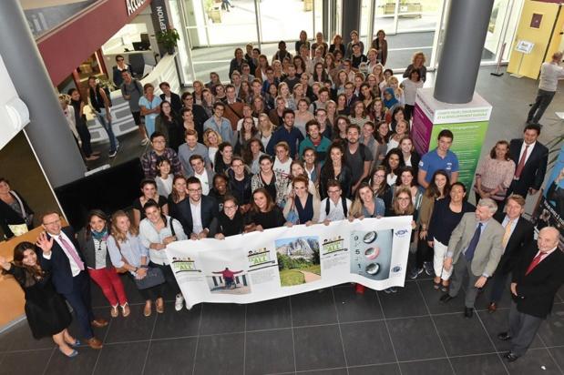 Engagée en faveur du tourisme durable, La Rochelle School of Tourism & Hospitality est candidate aux Palmes du Tourisme Durable - DR : La Rochelle School of Tourism & Hospitality