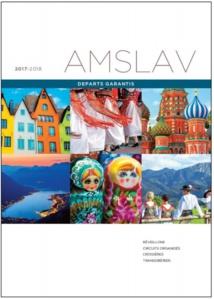 La nouvelle brochure composée de 48 pages est dédiée aux départs garanties - Crédit photo : AMSLAV