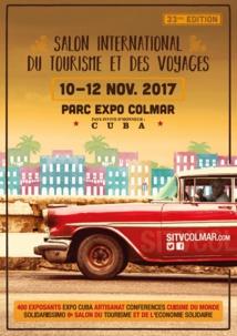 Cuba sera à l'honneur du SITV 2017 - DR : Affiche 2017 SITV