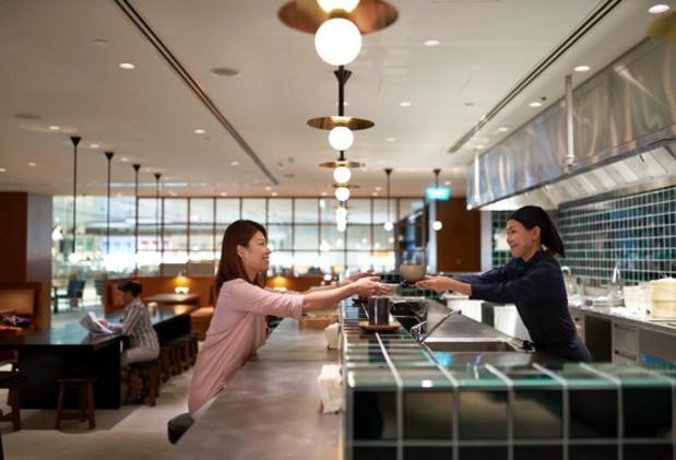 Cathay Pacific va inaugurer le tout nouveau Terminal 4 de l'aéroport de Singapour Changi  - DR Cathay