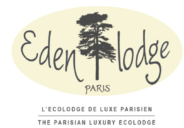 Eden Lodge Paris est nominé aux Palmes du Tourisme Durable - DR : Logo Eden Lodge Paris