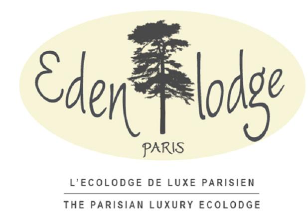 Eden Lodge Paris est nominé aux Palmes du Tourisme Durable - DR : Logo Eden Lodge Paris