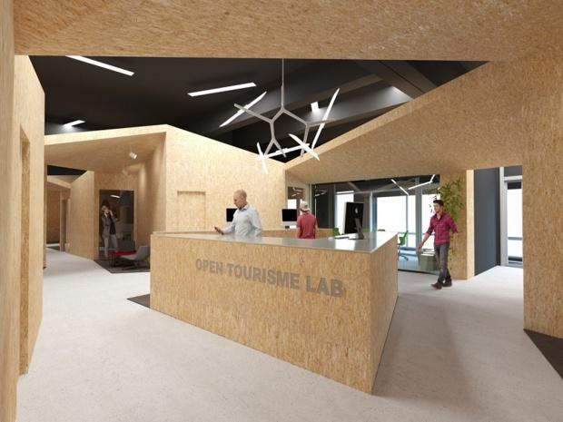 12 start-up sont attendues Crédit : Open Tourisme Lab