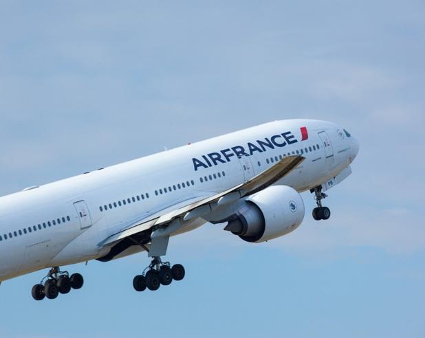 Les vols Air France sont opérés le mercredi et le samedi au départ de Paris, jeudi et dimanche au départ de Malé jusqu'au 29 avril 2018 - Photo LEROUX Christophe Air France