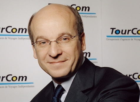 Richard Vainopoulos président Tourcom - DR