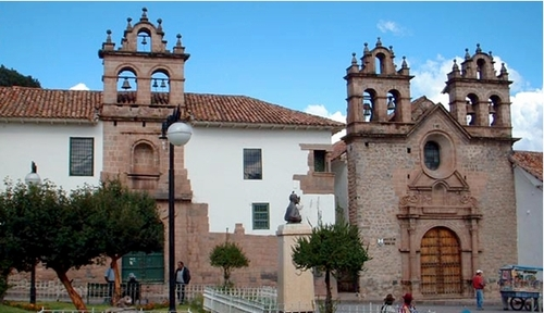 Orient-express acquiert le couvent Nazarenas à Cuzco au Pérou