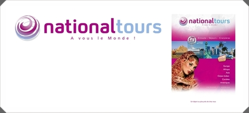 National Tours : le Printemps/Eté 2010 disponible en agences