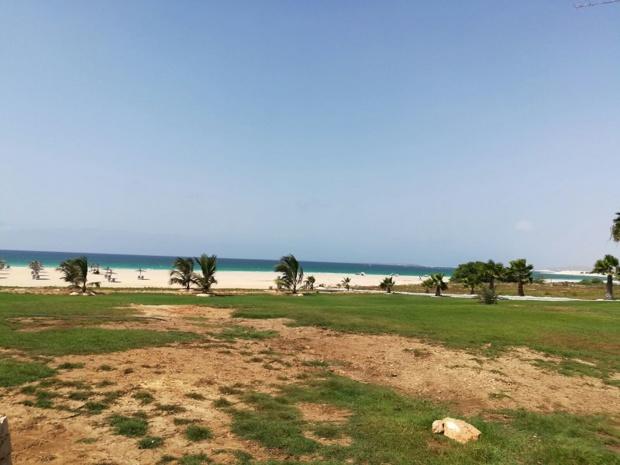 L'île de Boa Vista est un lieu à préserver Crédit : DR