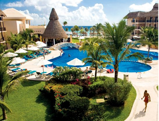 Le Bravo Club Yucatan Beach postule au label - DR Alpitour France
