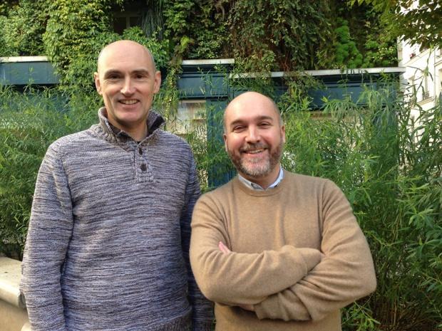 Emmanuel Jaulin, chef de produit, spécialiste du Grand Nord et Frédéric d'Hauthuille, fondateur et dirigeant de Globaltours. - Photo CL