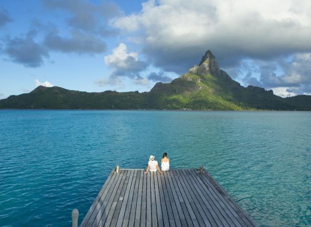 La fréquentation en provenance de métropole est en croissance, et passe de 35 000 Français en 2015 à plus de 40 000 en 2017 - Photo Tahiti Tourisme  Raiatea