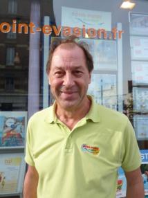 Jean-Luc Delmarle est le fondateur de Rond-Point Évasion - DR : Rond-Point Évasion