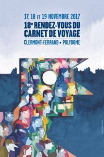 DR : Affiche du Rendez-Vous du Carnet de Voyage