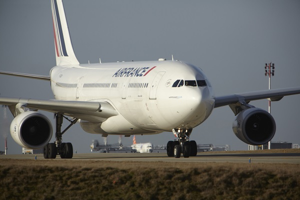 Le nombre de passagers augmente de 5,4% en octobre — Air France-KLM