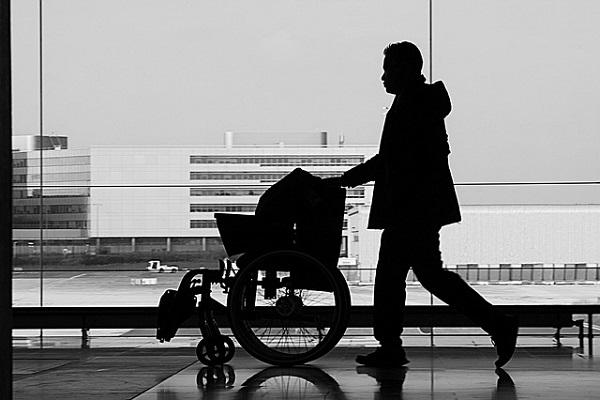 Actuellement le taux d'emploi des travailleurs handicapés est de 3,88% dans l'aérien - Crédit photo : Pixabay, photo libre pour usage commercial