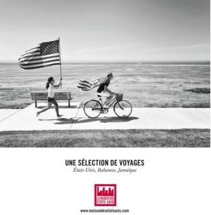 Le nouveau catalogue de la Maison des Etats-Unis - DR