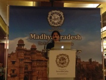 Chhavi Bhardwaj, directrice de l'OT du Madhya Pradesh.