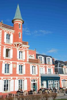Hôtel les Tourelles Baie de Somme