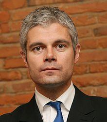 Laurent Wauquiez président de la Région Auvergne Rhône Alpes - DR