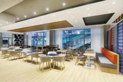 L'hôtel est accessible avec l'Aeroexpress depuis l'aéroport de Domodedovo - Crédit photo : Holiday Inn Express
