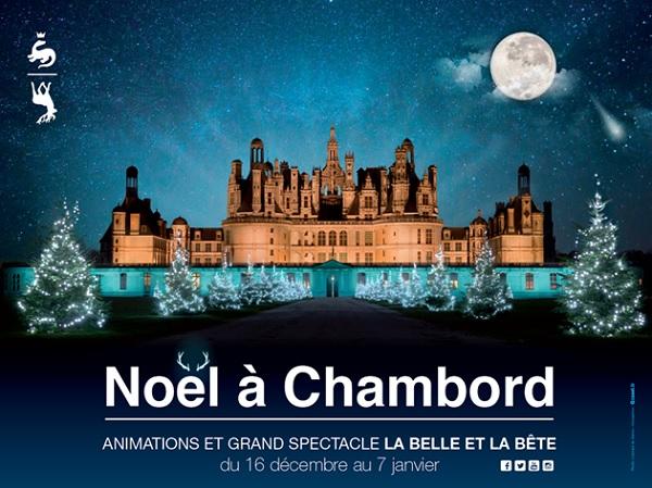 Pour bénéficier du spectacle, de la visite du château, les visiteurs devront débourser 23 euros - Crédit photo : Domaine national de Chambord