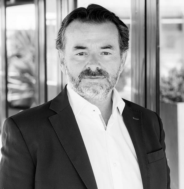 François Sabatino était auparavant membre du directoire au sein de Vacalians - Crédit photo : Appart'City