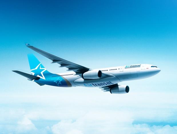 Le groupe fête ses 30 ans, à cette occasion, il a dévoilé la nouvelle livrée de sa flotte. - DR Air Transat