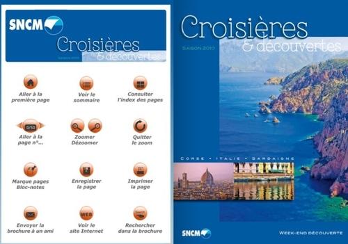 Ferrytour : ''Croisières & Découvertes'' 2010 dans Brochuresenligne.com