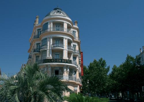 Cannes : Le « boutique hôtel » 4* Cavendish fait peau neuve
