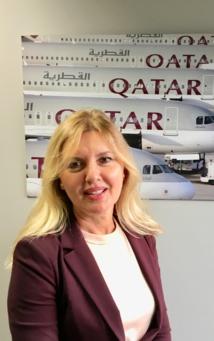 Morena Bronzetti - Photo Qatar Airways