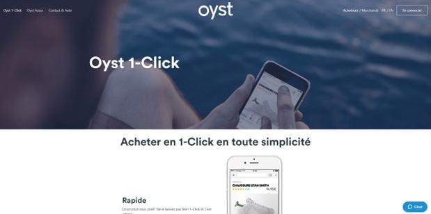 Un parcours d'achat simplifié Crédit : Oyst