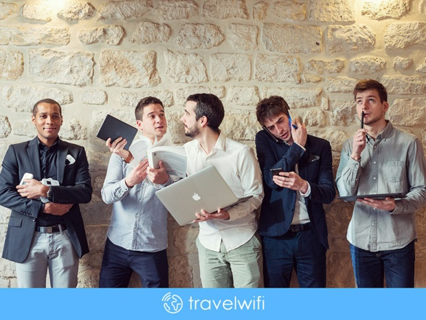 Une solution qui fonctionne à travers le monde Crédit : Travel Wifi