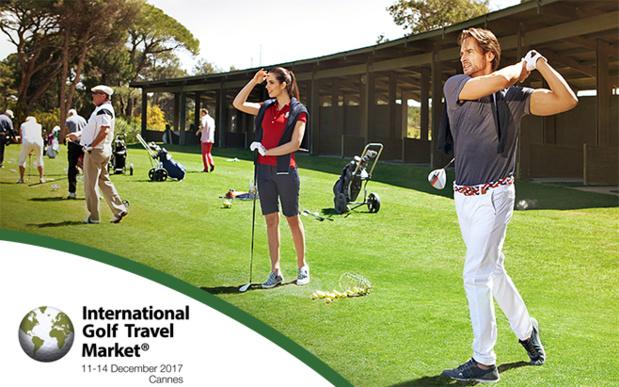Cette année, l'International Golf Travel Market s'installe à Cannes pour sa 20ème édition
