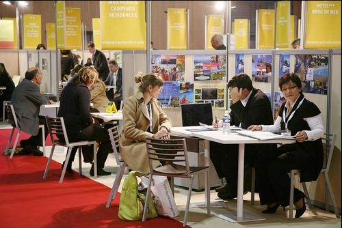 800 voyagistes  internationaux, 100 acheteurs français et 42 journalistes étrangers viendront à la rencontre de 600 exposants venus de toutes les régions de France