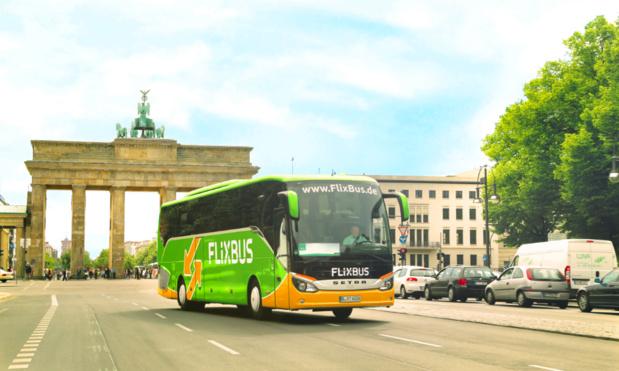 FlixBus a créé un réseau de partenaires dans toute l'Europe.