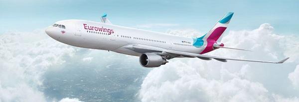 Crédit photo : Eurowings