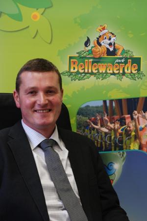 Bellewaerde Park : Stefaan Lemey, nouveau directeur