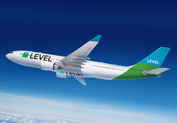 LEVEL, un nouveau low cost entre Paris et New York