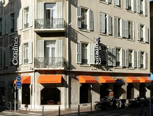 Citadines Apart' Hotel : comment faire parler de soi quand on n'a rien à dire ?