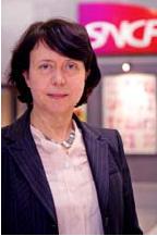 Barbara Dalibard à la tête de la direction de la Branche SNCF Voyages
