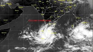 L'Inde et Sri Lanka frappés par le Cyclone Ockhi