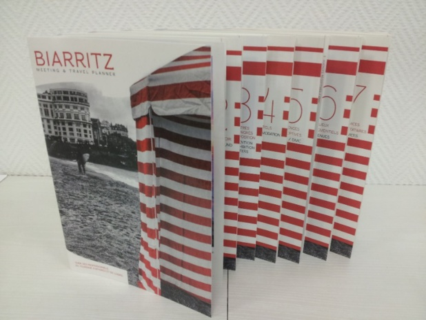 Biarritz propose un guide aux congressistes - Office du tourisme biarritz telephone ...