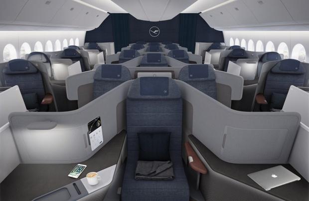 Les voyageurs disposeront d'un accès direct à l'allée, grâce à la nouvelle configuration des sièges. - Photo DR