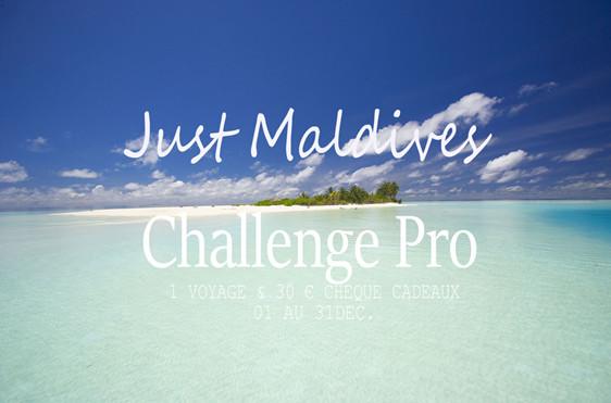 Turquoise To lance un challenge de ventes sur les Maldives - DR