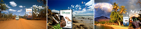 ACROSS AUSTRALIA 360°