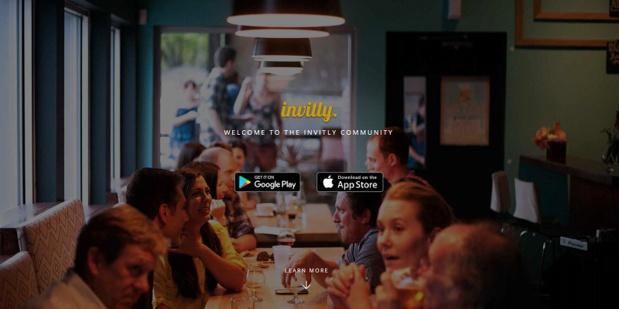 Le réseau social des voyageurs d'affaires Crédit : Invitly