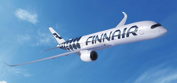 Crédit photo : Compte Twitter @Finnair