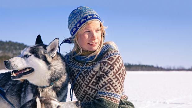 La nouvelle campagne de promotion de la Finlande s'appuie sur l'ADN des Finlandais et Finlandaises. - DR