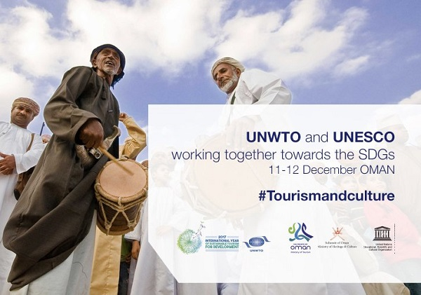 Crédit photo : Compte Twitter @UNWTO